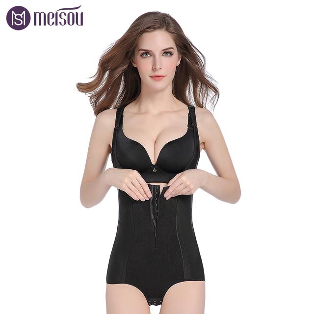 Sexy Women Nude Black Perfect Full Body Shaper