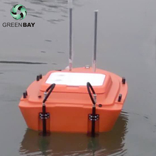 Hdpe Hull Hybrid Power Boat Can Drive Long Duration