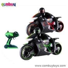 Hot item 2.4G 4 channel gas powered rc motorcycles for kids