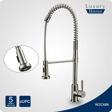 Factory manufacture stainless steel kitchen faucet