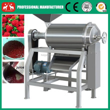 SS304 factory price professional fruit pulping machine
