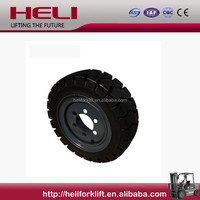 HELI solid forklift tire