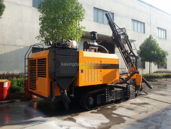 KXD8 Integrated Type Automatic Cab Drilling Rig