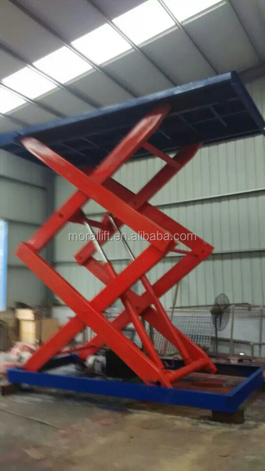 scissor lift for car and motorcycle