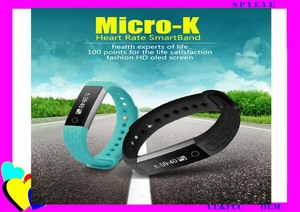 lithium battery training records heart rate exercise health smart bracelet