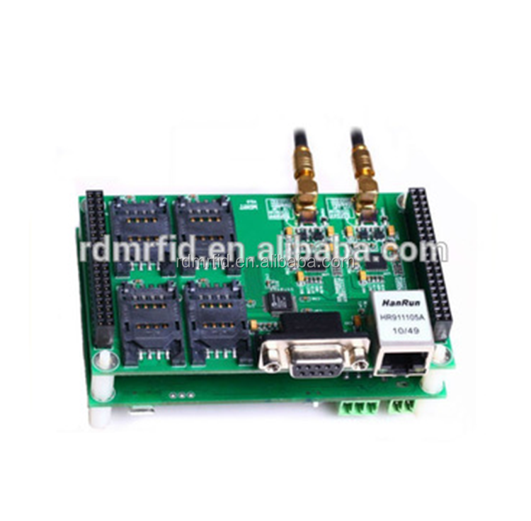 China leader factory 125Khz and 13.56mhz wiegand 26 rfid reader with RS232 port optional