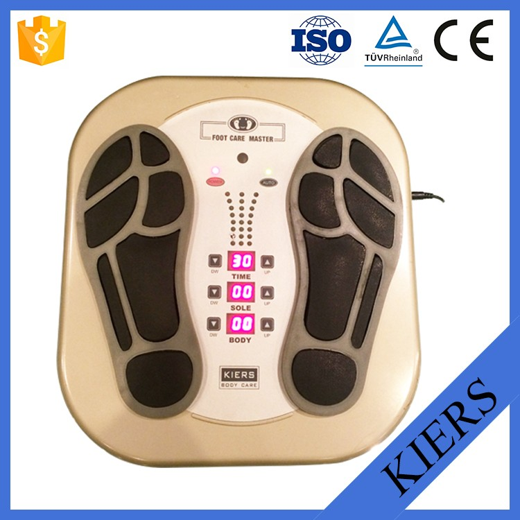 Personal Massager Electric Infrared Vibrating Blood Circulation Legs Machine, Foot Massager Relieve Tired Feet / kiers18