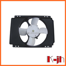 New product China alibaba HC cooling fan axial flow fan ,12V bus air conditioner condenser fan,auto radiator cooling blade fan