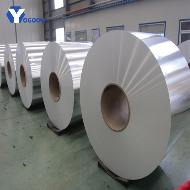 Wood prepainted galvanized steel coil mirror aluminum cosmetics cover