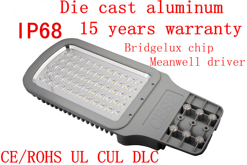 IP68 water proof UL CUL DLC 165W led street light