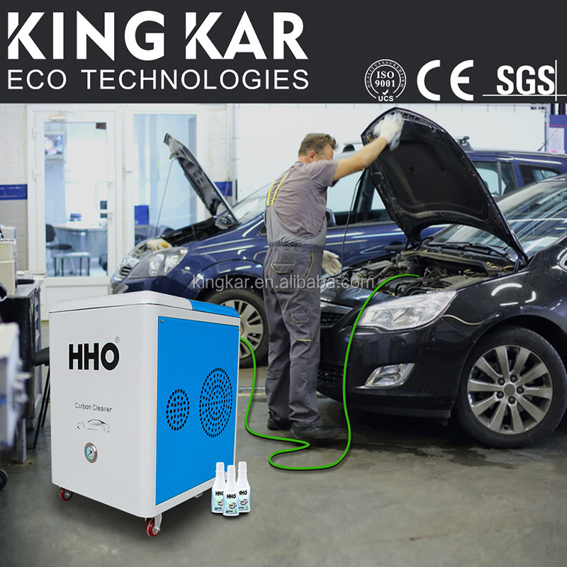 China machinery HHO Carbon cleaner/ car wash equipment