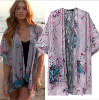 2016 Hot New Nordstrom Lace Tunic Kimono Slimming