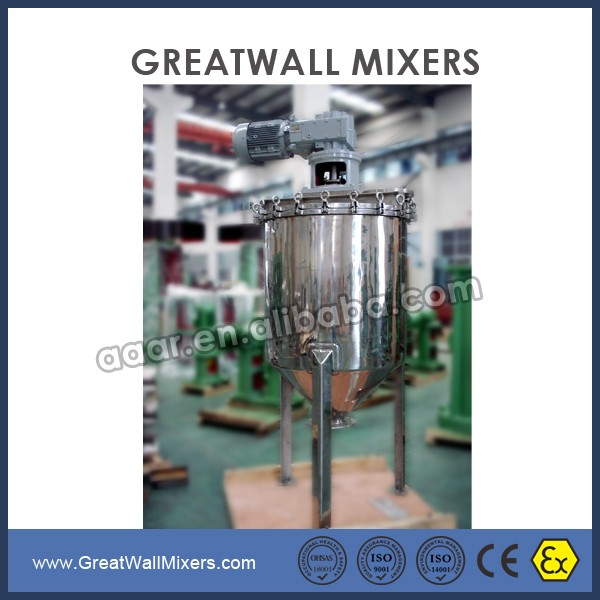 GMX series Agitator mixer