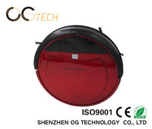 home used robot vacuum cleaner factory china of CE Standard