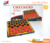 Top sale plastic folding magnetic checkers set indoor game chess&checkers chess toys