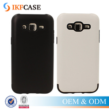 Mobile Phone Case Accessory Cool 2 In 1 Soft TPU + Hard PC Armor Back Cover for Samsung Galaxy J5 J5000