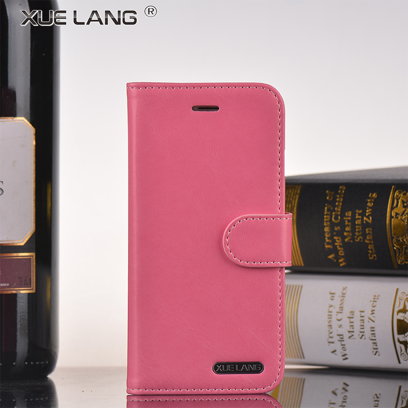 New Coming Wallet Flip PU Leather Phone Case For samsung galaxy note2