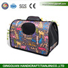 QQPET Small Pet Carrier Cat Bag Designer For Puppy Dog Transport Carriers Shopping Walking Pet Bags