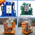 oil sludge treatment equipment from waste with CE