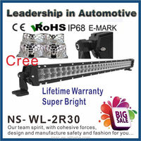 30 inches led bar light off road racing go kart