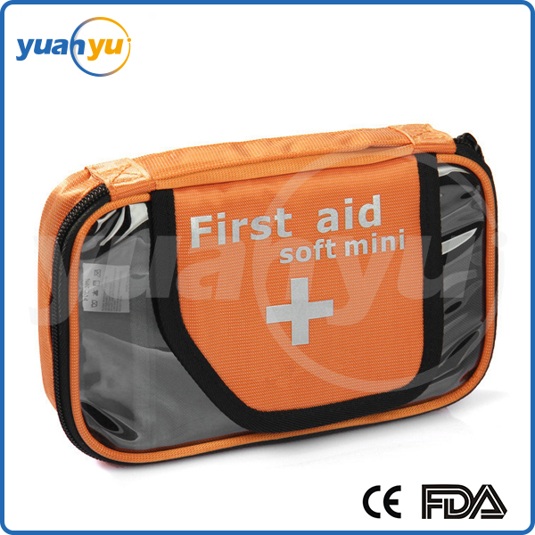 2016 High Quality 1st aid kit supplies for camping , hiking, home and car