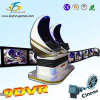 9D Egg VR Cinema /Simulator Dynamic Cinema / Home cinema for sale
