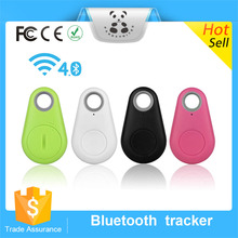 Portable wireless bluetooth key tracker Anti Lost anti thief Alarm for kids wallet bag Bluetooth tracker Key Chain