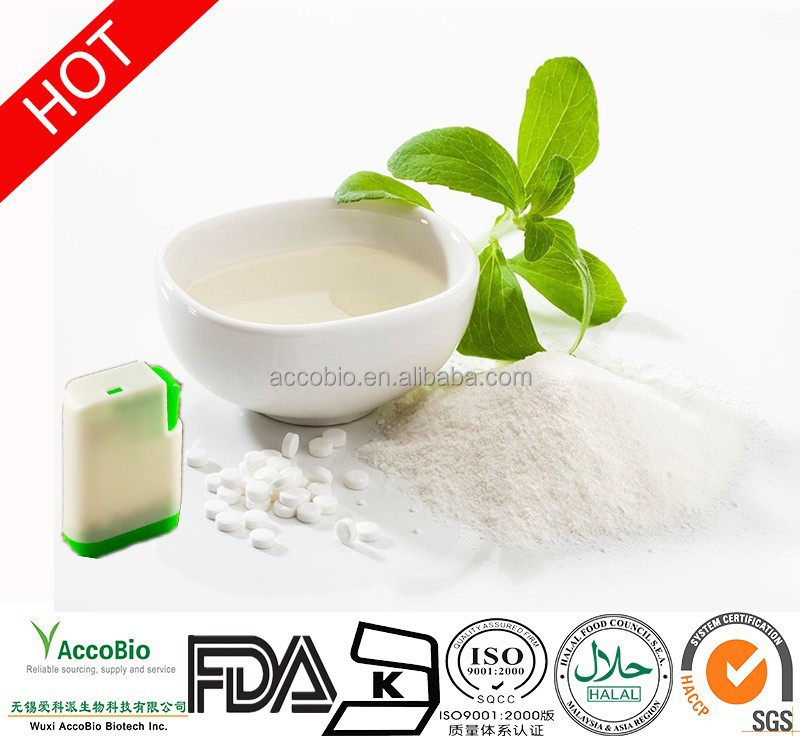 Stevia tablets in dispenser (Instant soluble), Stevia tablets in bulk, Stevia sweetener tablet