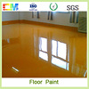 Factory price self levelling concrete floor paint / epoxy resin floor coating/ rubber floor paints
