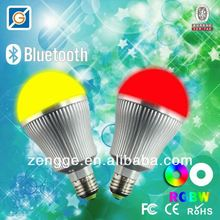led product wifi bluetooth philip e27 led lamp bulb