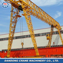 The new production Operated Gantry Crane Load And Unload