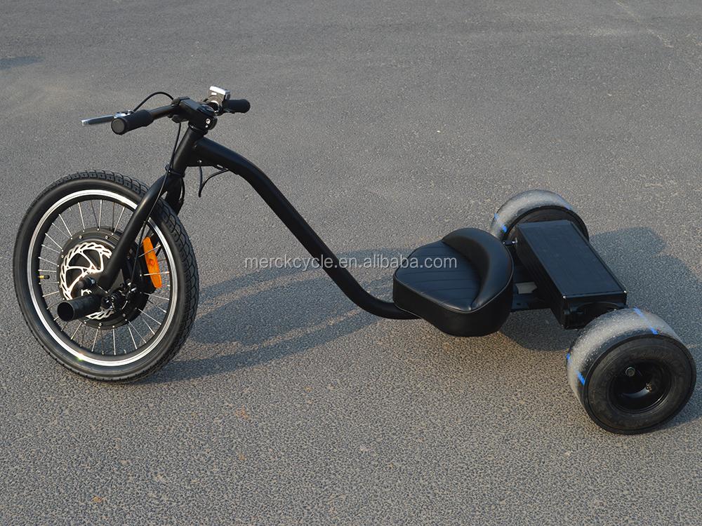 Adult big wheel drift trikes