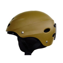 Leather ski hat ski helmet with visor