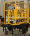 Dual stage Insulating Oil Filter Cart