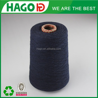 Ne18/1 cotton indigo raw material for jeans