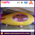 helium airship flying blimp inflatable plane with customized logo