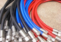 en 853 hydraulic rubber hose rubber air brake hose for truck
