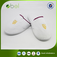 Comfortable disposable hotel sexy bedroom slippers
