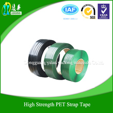 high temperatur flexible plastic polyester printed packing straps