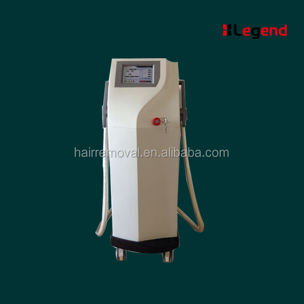 Top quality 30 0000 shots Hot-sale portable ipl rf e-light machine2014 Hot sale Removal SHR IPL
