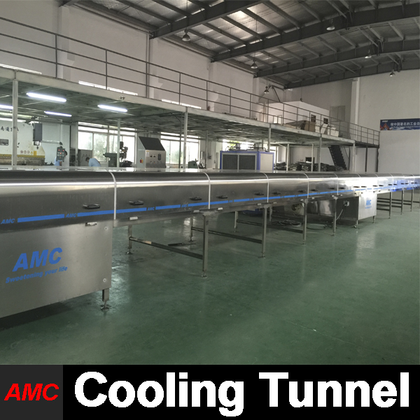 Electrically Controlled Machinery Price ice cream cart manufactures Cooling Tunnel