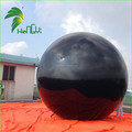 Hongyi Giant Inflatable Black Ballloon Custom Inflatable Helium Balloon For Advertisement