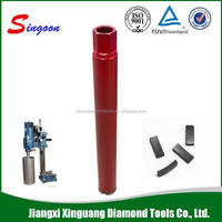 hot sale diamond core drill bit of power tools for mining from China