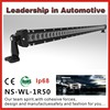 High power cheap led light bars, single row 50 inch 250W cree led light bar for truck, ATV,off-road vehicles