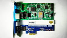 Free shipping TE110P-E TE110E with PCI-E, 1 port T1/E1 card,ISDN PRI PCI Express card TE122PE