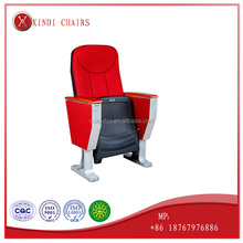 The conference hall chair plastic chair school auditorium chair
