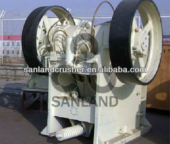 Reliable performance and Competitive Price Jaw Crusher