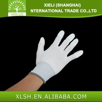 Promotion Custom Printing Girls In Rubber Gloves