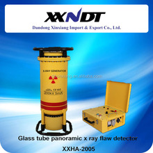 Glass tube panoramic with cone target x-ray testing machine XXHA-2005
