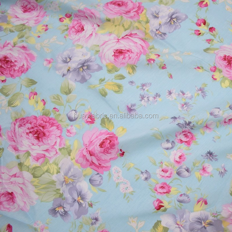 custom printed cotton fabric japanese printed cotton fabric twill fabric HYC0065